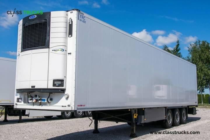 Schmitz Cargobull SKO 24L - FP 45 Carrier Vector 1550 DoubleDeck - 2016