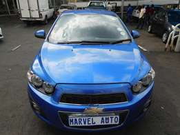 2013 Chevrolet Sonic Hatch 1.4 ls For R95000