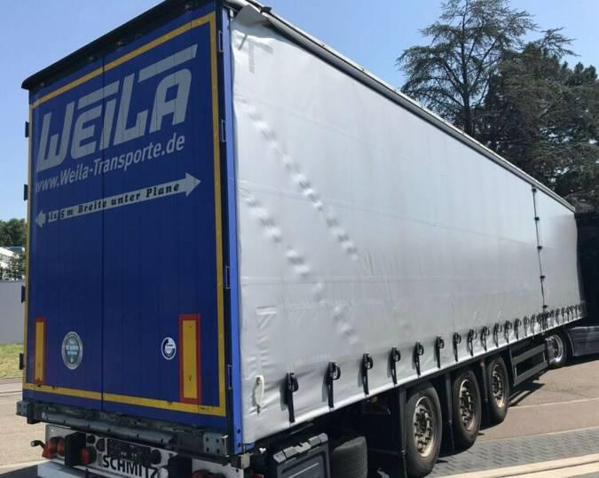 Schmitz Cargobull SCS24/L 13.62 EB - 2012
