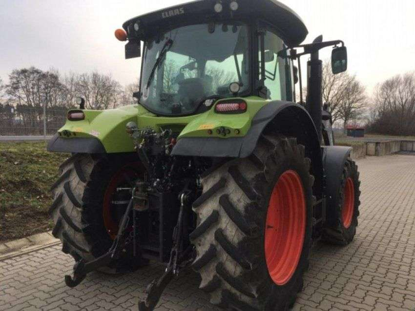Claas arion 530 cmatic - 2015 - image 5