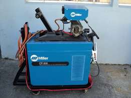 Welding machine co2
