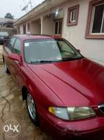 Clean in and out car mazda626