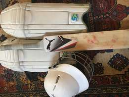 Puma cricket gear