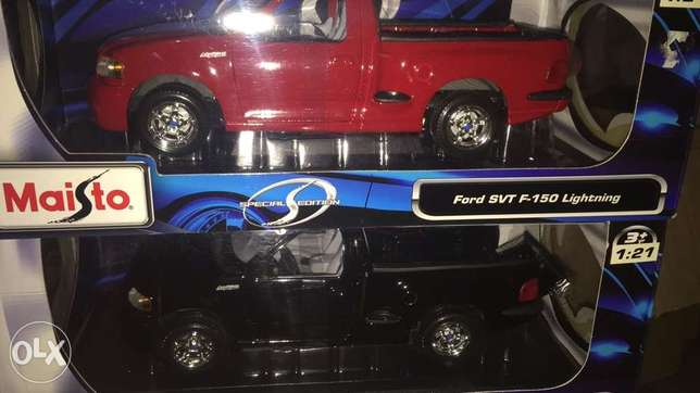 ford diecast 1/18