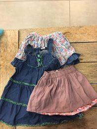 62128e15 Sukienka 104 - Dla Dzieci - OLX.pl