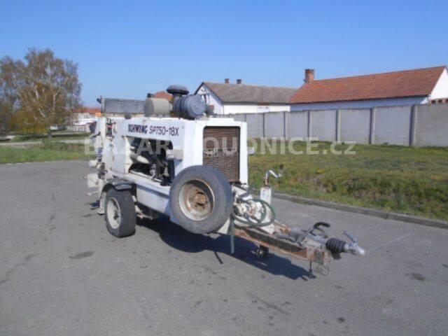 Schwing 750 18 ČERPADLO (ID 10871) - 2009