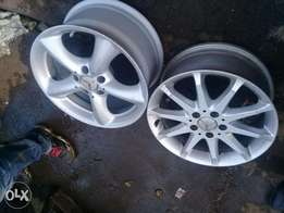 Rims for benz