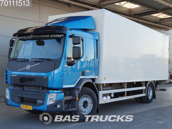 Volvo FE 250 4X2 NL-Truck Perfect-condition! Ladebordwand Euro 6 - 2013