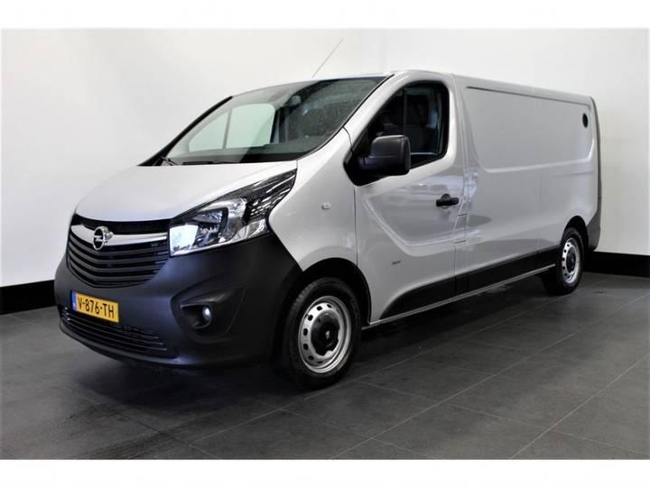 Opel Vivaro 1.6 Cdti 120pk - L2h1 - Airco - Navi - Cruise _ - 2015