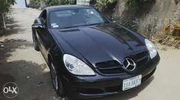 Used 2006 Mercedes S L k Convertible.