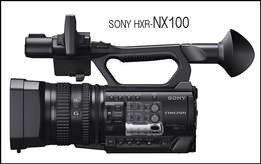 new brand Sony HXR-NX100 Full HD Camcorder in cbd shop call now