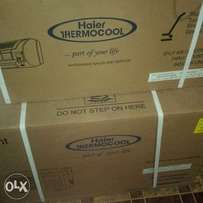 Haier Thermocool 2HP split AC Brand new