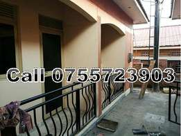 Self contained double in Bweyogerere at 180k