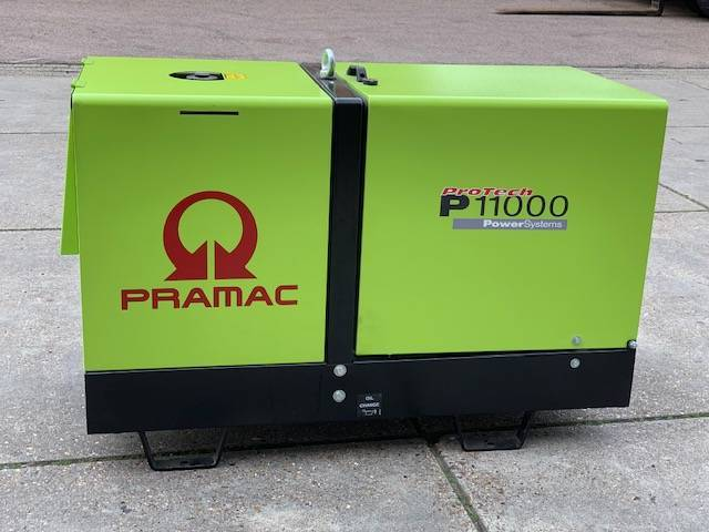 Pramac P11000 11kva Yanmar Isns1199 - 2016