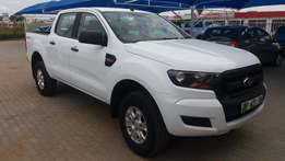 2016 demo Ford Ranger d/cab XL 2.2TDCI 118kw MT