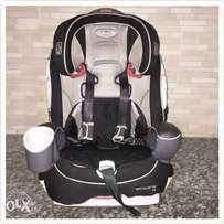 Graco Convertible All In One Front Facing Car seat (Birth to 6yrs+)