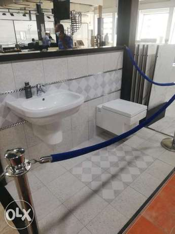 Plumbing and electric, painting and Gypsum works