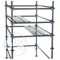 One Lot: 13.5 tonnes Used Kwikstage scaffolding