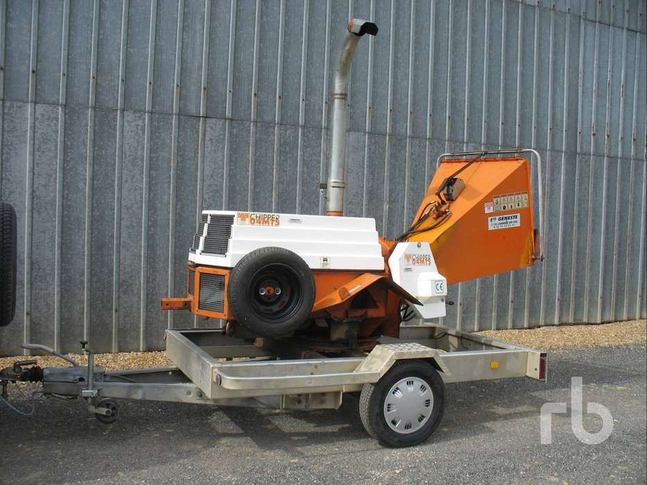 Gandini Chipper 04 Mts Chipper 04 Mts - 2002