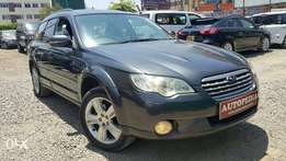 Subaru Outback, Dark Gray