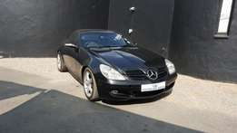 2006 Mercedes bens slk 350 in good condition
