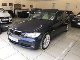 2007 bmw 323 i auto car runs and drives bodywork needs attention