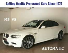 # 2978 BMW M3 Coupe A/T