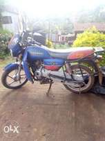 Boxer 150CC Motorbike in good condition.