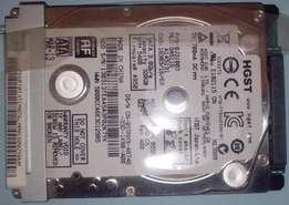 Laptop SATA Hard Disc 320GB