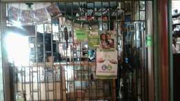 Electronics shop for sale in Thika town with stocks ksh 1m
