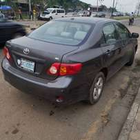 Neatly used 2009 Toyota corolla for 2.2m