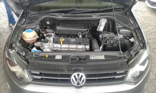 Vw Polo 6 1.4 Comfort-Line, 2012 Model with 95000Km Ellis Park - image 8