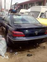 Peugeot 406 tinkan cleared automatic ac. Sound engine 00 very clean