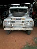 Land Rover Petrol