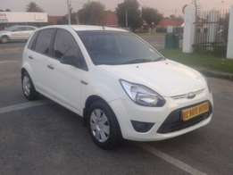 2012 Ford Figo 1.4 Ambiente Hatch Back,38000kilo FOr R79,000