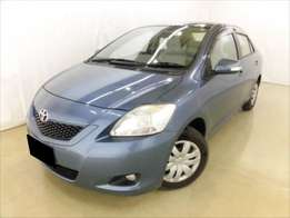 Foreign Used 2010 Toyota Belta Blue For Sale Asking Price 1,050,000/=