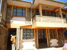 4 Bedroom House For Sale In South C Plus Dsq