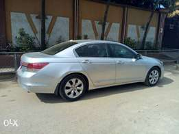A clean registered 2008 kited to 2011 honda accord for sale