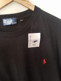 504ed6df7b29b6 Koszulka polo Ralph Lauren XL czarna