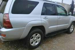 Clean Toyota 4 runner is for sale in kubwa
