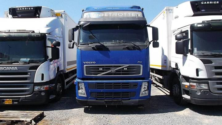 Volvo FH 13 440 manual - 2007