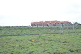 1/4 Acre Plot in Syokimau-Off tarmacked Quarry Road.