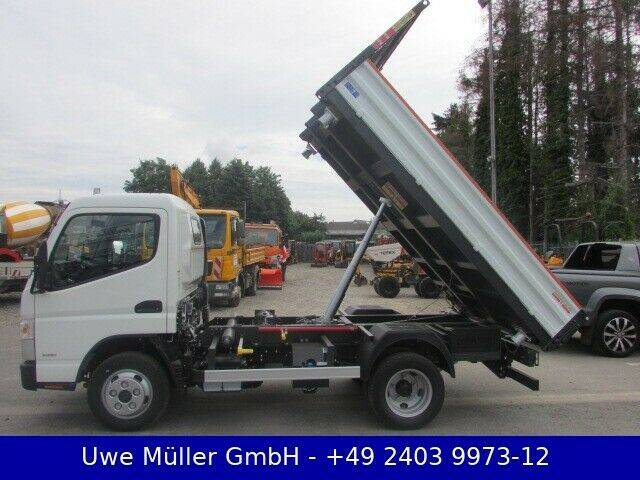 Fuso Canter 6 S 15 - Nutzlast 2700 kg - 2019