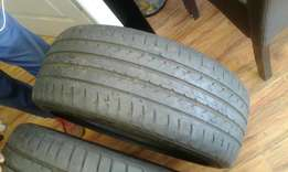Tyres 255/40R18