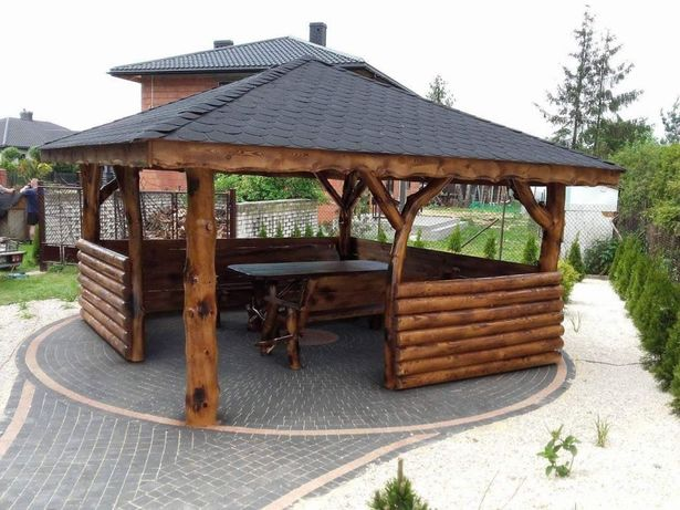 Meble Ogrodowe Altanka Altana Altanki Altany Ogrodowa