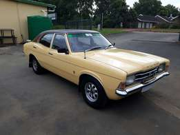 Ford Cortina XLE Big 6