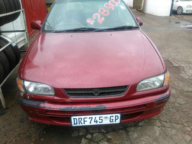 Very clean Toyota baby Camry for R28000 Germiston - image 4