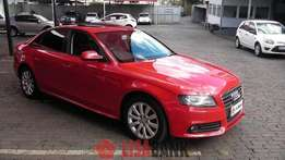 Audi A4 1.8T Attraction Multi(B8)