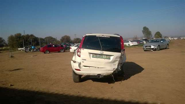 2013 GWM H5 2.0 VGT H5 2.0 VGT Stripping Parts Jeppestown - image 1