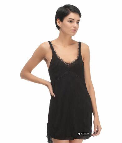 czarna sukienka halka zara